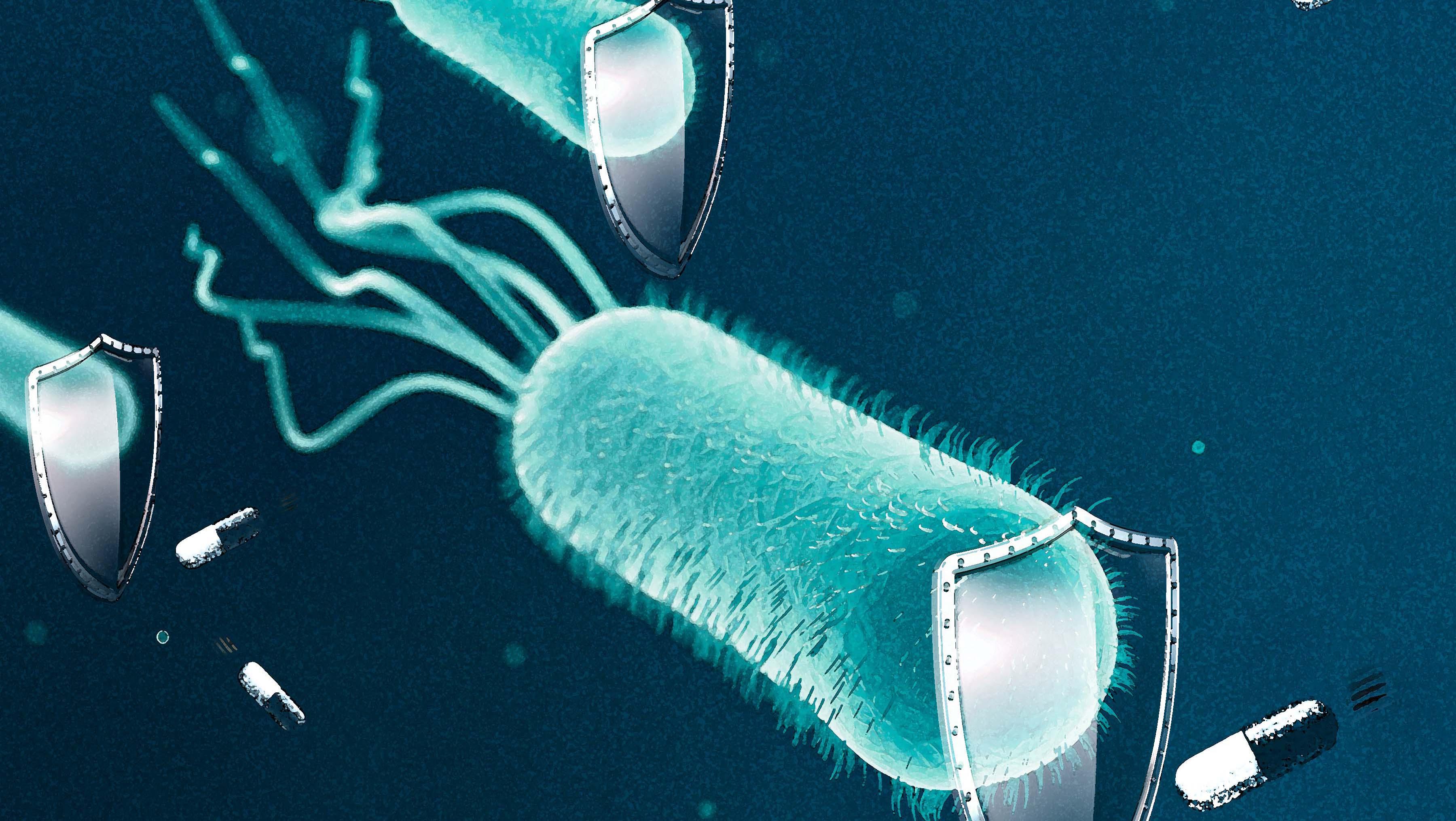 Causerie virtuelle: «Résistance aux antibiotiques - Une menace bien réelle»