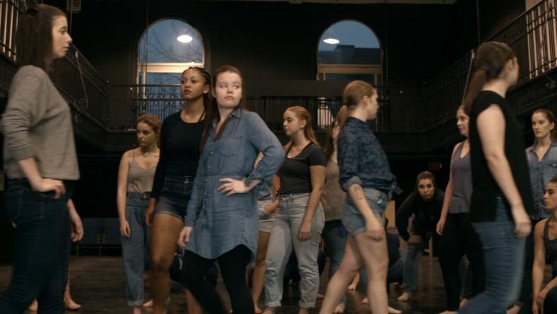 Danse: «le renoncement à la sauce | no.2»