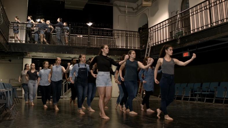Danse: «le renoncement à la sauce   no.3»