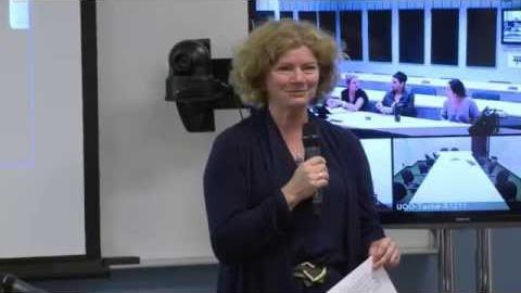 Conférence ISS: «L'obésité: Discussion avec l'auditoire»