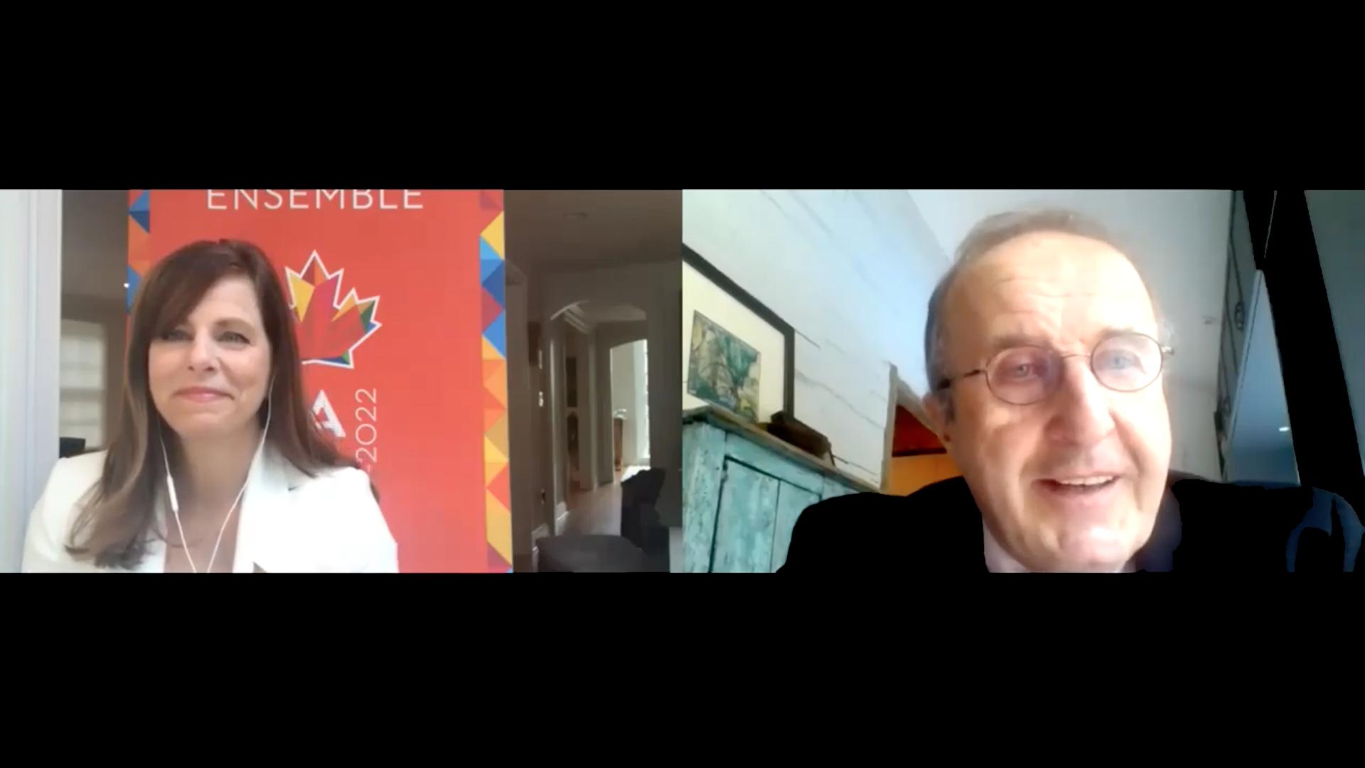 Les Entretiens de l'IEIM: «Le Canada et les Nations unies en temps de pandémie»
