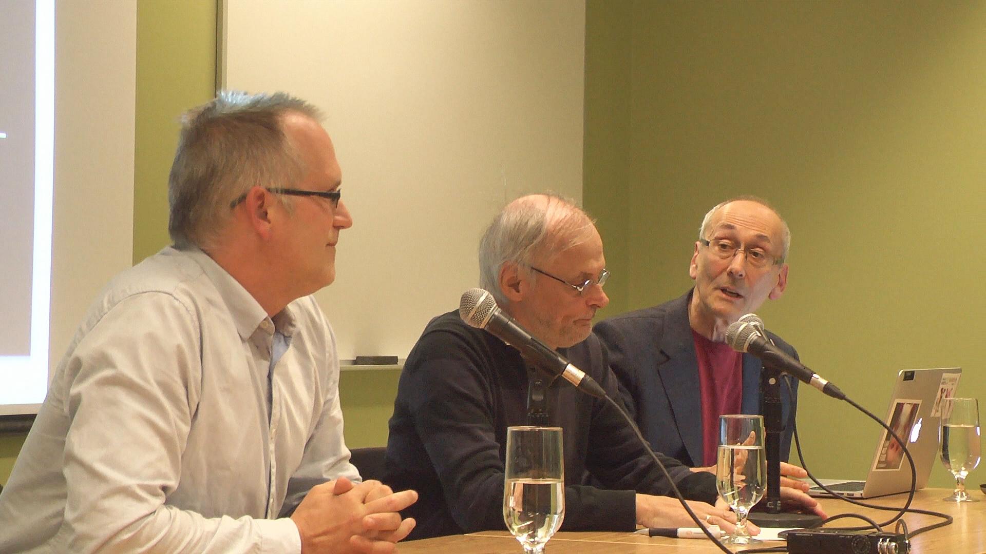 Table ronde: «Horizon 2021: Les avenirs possibles du libre accès»