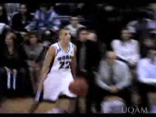 Le basketball universitaire à l'UQAM