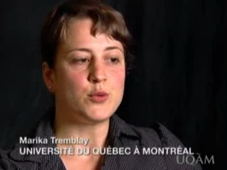 Marika Tremblay - Forces AVENIR 2008