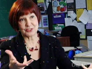 Yolande Brunelle (Prix Reconnaissance UQAM 2010)