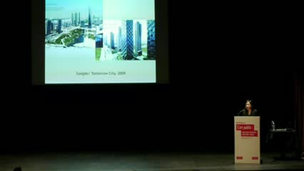 Conférence «Light Infrastructures: Life, Urbanism, and Media Art»